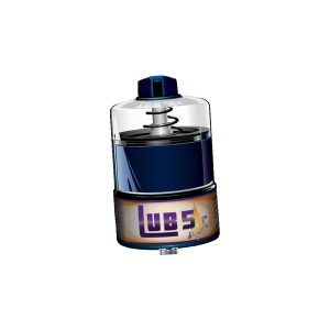 LUB5 Lubricator Filled With Food Industry Oil 120ml
