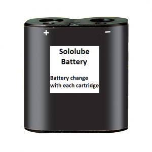 Sololube Battery