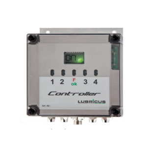 Lubricus Lubrication System Type C  Controller