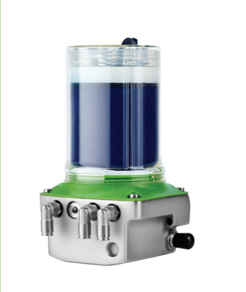 Lubricus Lubrication System Type D with3 Outlets