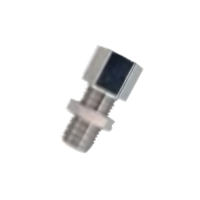 Screwed connection 25 mm, incl.1 nut G1/4ʺ x G1/4ʺ