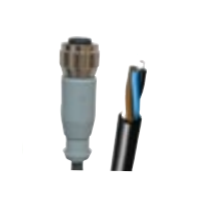 Lubricus  Connection Cable, M12x1, Open End, 5 m