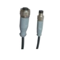 Lubricus C Type  Connection Cable, M12x1/M8x1, 10 m
