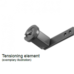Tensioning Element Axis M16