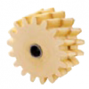 Inclined Right Lubrication Gear Module 5